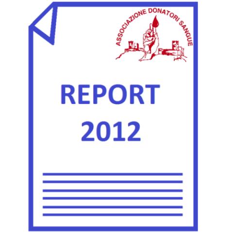 REPORT_DONATORI 2012