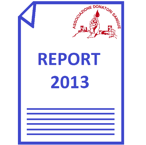 REPORT_DONATORI 2013